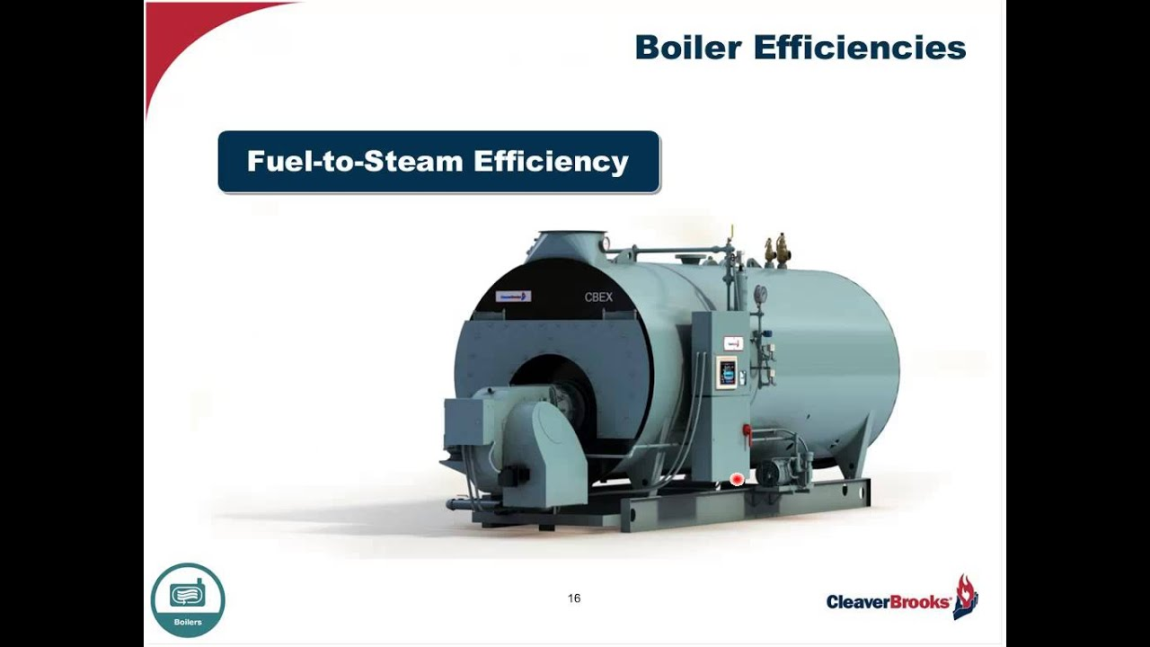 Cleaver-Brooks: Straight Talk About Boiler Efficiencies | September ...