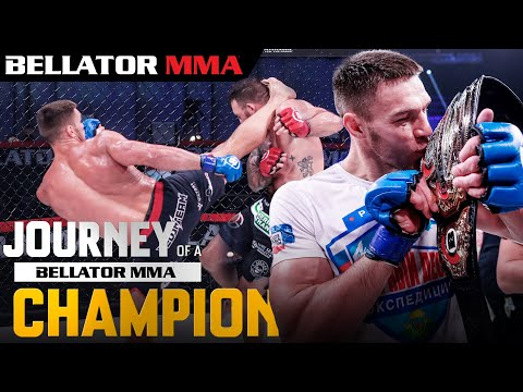 Journey Of A Champion: VADIM NEMKOV l BELLATOR MMA