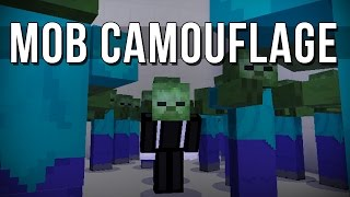 Mob Camouflage • Minecraft 1.8 (creation)