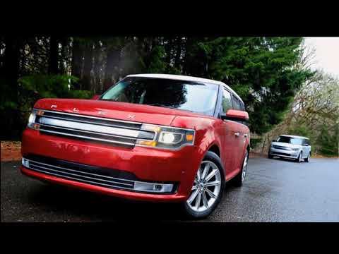 Review of the Brand New  Ford Flex!