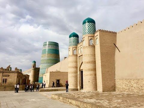 Uzbekistan: Tourist Perspective