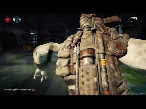 58 kill streak BACK TO BACK FLAWLESS STAY FROSTY GAMES (Gears of war 4)