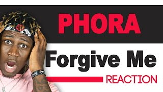 TM Reacts Phora - Forgive Me (2LM Reaction)