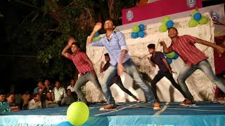 Cycle thi jauche re mor heroine  dance performance by roshan dance group... Badpatrapali