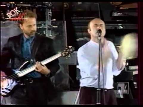 Genesis - That's All (Live at Knebworth 1990)
