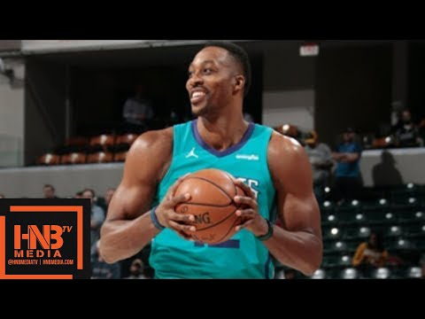 Charlotte Hornets vs Indiana Pacers Full Game Highlights / Jan 29 / 2017-18 NBA Season