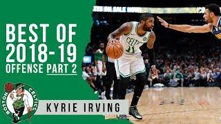 86f0535633d7 Kyrie Irving Offense Highlights 2018 19 NBA Regular Season PART 2