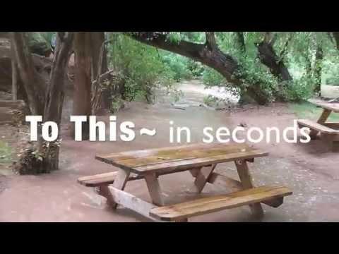 Havasupai 2013 With Flash Flood
