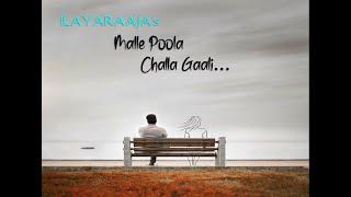 Mallepoola challa gaali_Lyrical Video_Mouna Raagam_whatsapp status