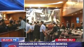 Juez se retira a ponderar petición defensa Temístocles Montás, conocimiento coerción caso Odebrecht