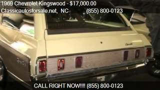 1969 Chevrolet Kingswood  for sale in Nationwide, NC 27603 a #VNclassics