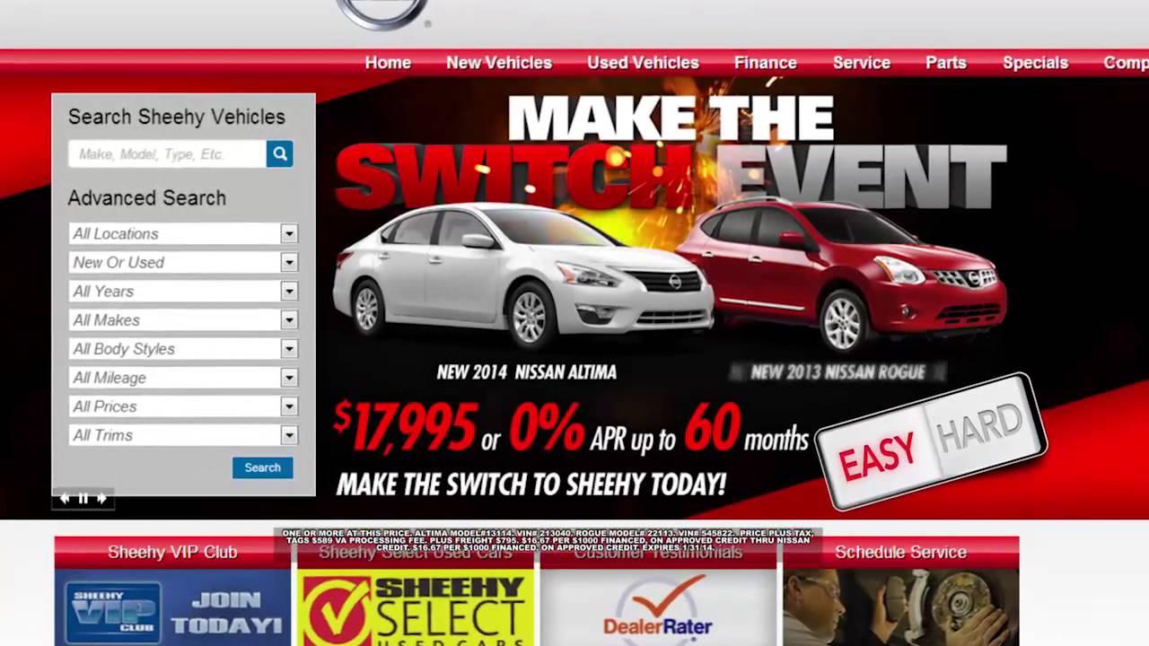Sheehy Nissan Richmond   Make The Switch Event
