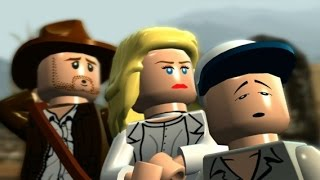 LEGO Indiana Jones 2 100% Walkthrough Part 9 - Temple of Doom