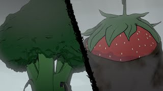 Strawberry vs Broccoli - University graduate film