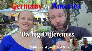 Dating Differences - Germany vs USA - Eat'n'Talk