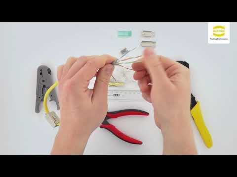 HARTING RJ Industrial Gigalink