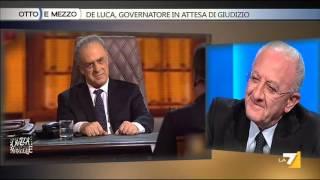 De Luca ascolta De Luca/Crozza