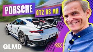 Ich fahre das Rekordauto!   Porsche GT2 RS MR   Nordschleife   700 PS   Matthias Malmedie