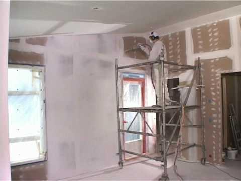 видео: Тikkurila советы по окраске - Выравнивание стен и потолков