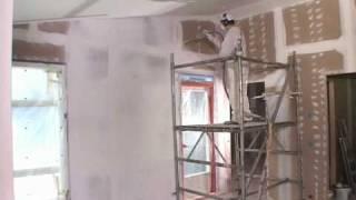 Тikkurila советы по окраске - Выравнивание стен и потолков