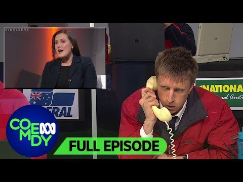 Government Coach – Insiders - Sammy J S1 (ep12)