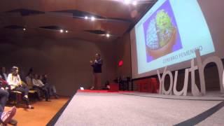 Las diferencias del hombre y la mujer en el cerebro | Santiago Rojas | TEDxYouth@GLM
