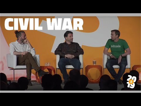 Bitcoin 2019: Lessons From A Civil War