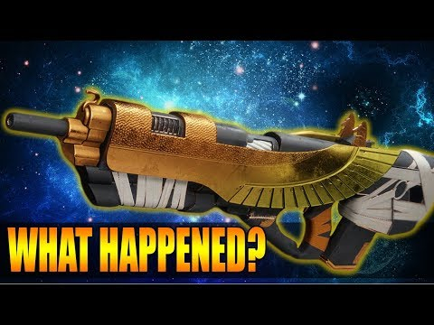 Da Heck Happened To This Gun!?! | Destiny 2 Vigilance Wing thumbnail