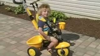Baby Gizmo Smart Trike Video Review(A video review of the Smart Trike by Hollie Schultz of http://www.babygizmo.com. Background music by: Kevin MacLeod Mozart: Piano Sonata, K. 310, mvt., 2011-06-13T16:23:52.000Z)