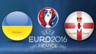 Ukraine 0-2 Northern Ireland Highlights and Goals