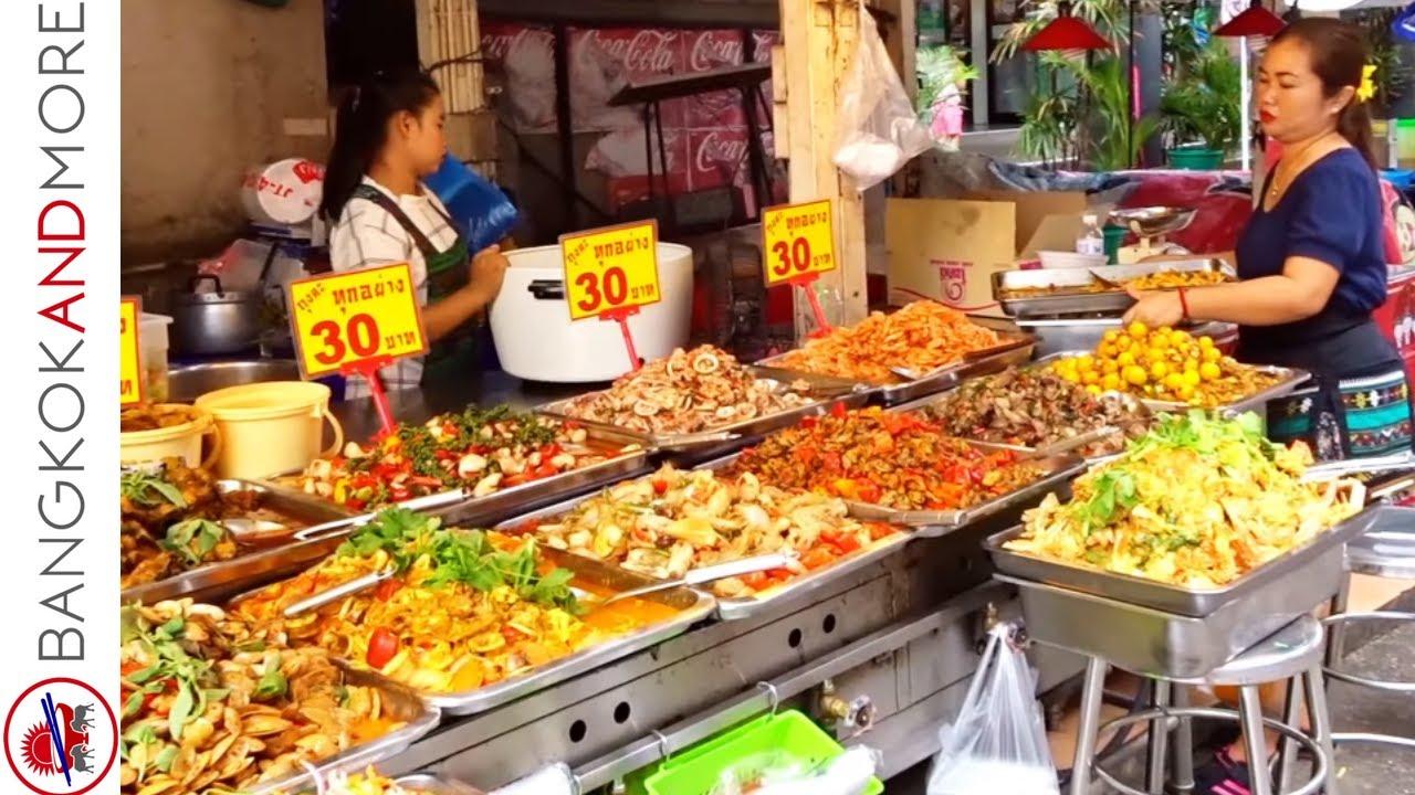 Thai Street Food In Bangkok 2019