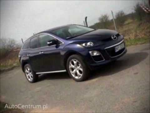 test mazda cx 7 youtube. Black Bedroom Furniture Sets. Home Design Ideas