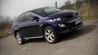Test Mazda CX 7