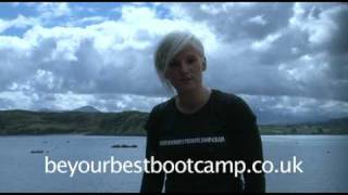 Introduction to Be Your Best Boot Camp, Isle of Skye, Scotland