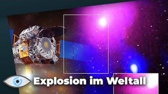 Zweiter Urknall? Forscher entdecken gigantische Explosion im Universum!