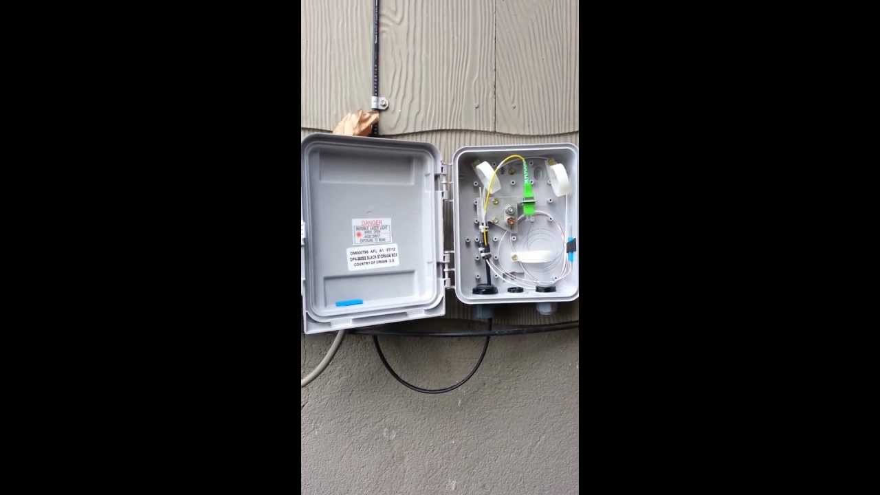 Google Fiber Installation - Part 2