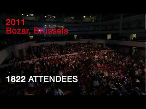3 Years Of TEDxBrussels