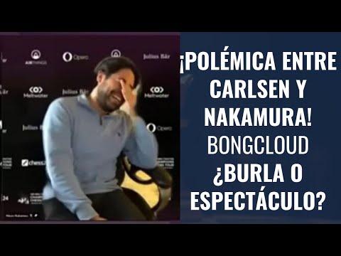 Bongcloud entre Carlsen y Nakamura en el Invitational - ¿Burla o espectáculo?