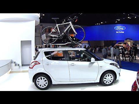 2016, 2017 Suzuki Swift 4 4L/100km