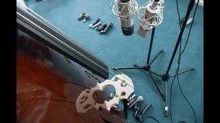 DOUBLE BASS MICROPHONES TEST