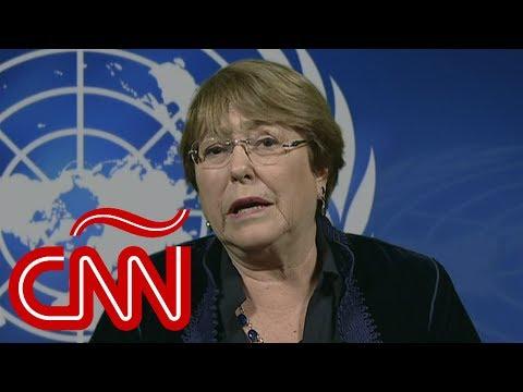 Esto dice Michelle Bachelet sobre la invitación de Nicolás Maduro para visitar Venezuela
