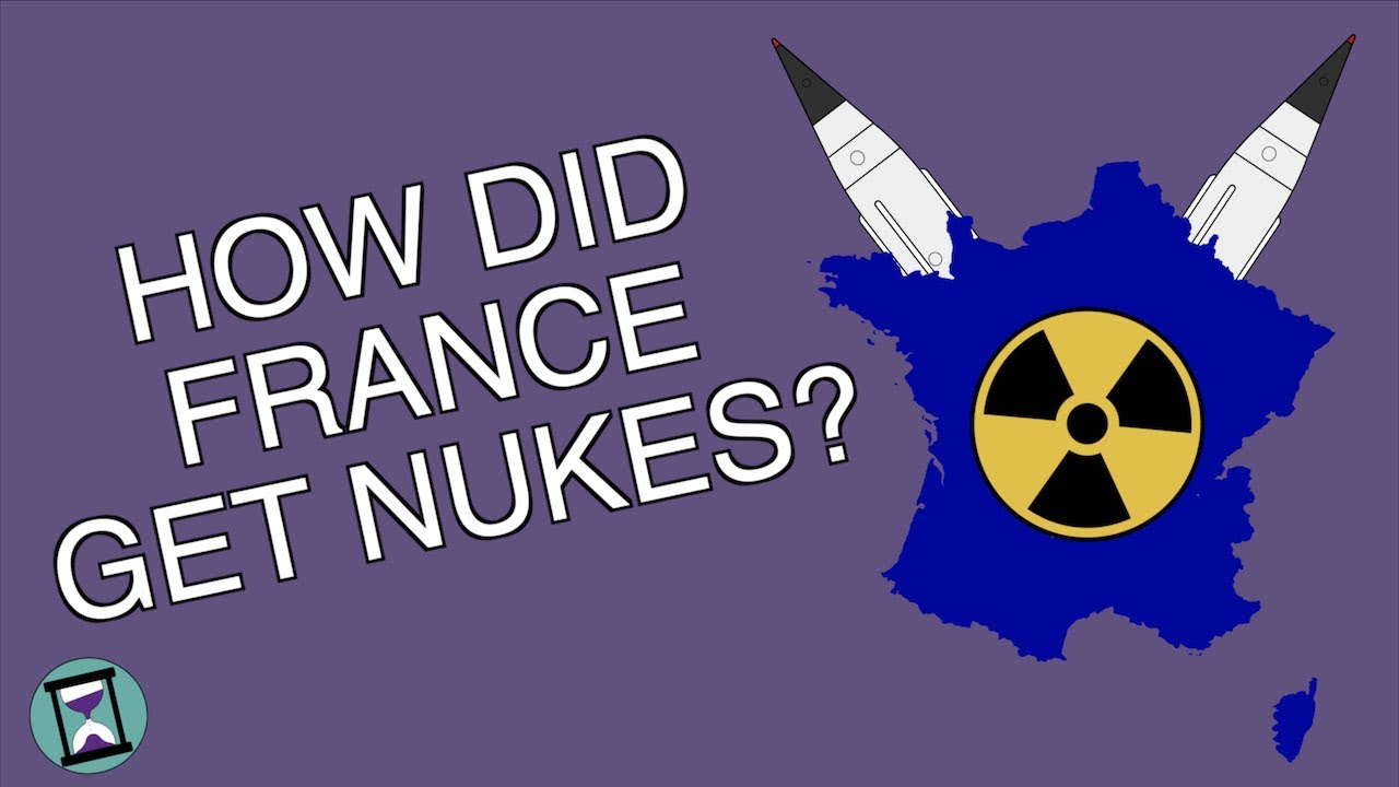 Download How did France Get Nukes? (Short Animated Documentary)