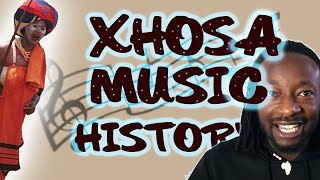 Xhosa Music History - African Music History and Culture e.p07