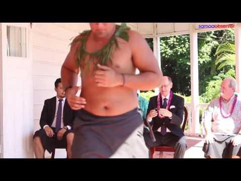 Samoa welcomes Finland Ambassador