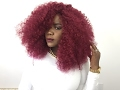 Fast and Easy $20 Invisible Curly Crochet Braids Under 2 Hours.