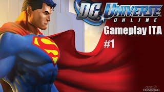 DC Universe Online - Gameplay ITA #1 - La Nave di Braniac