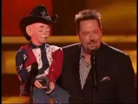 Terry Fator - Friends In Low Places