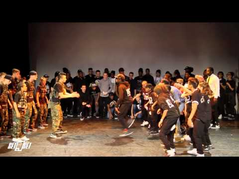 Set4Set 2013 - London - Kayzar vs I.M.D - Freestyle Battle