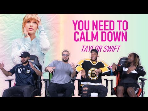 taylor-swift---you-need-to-calm-down-reaction/review