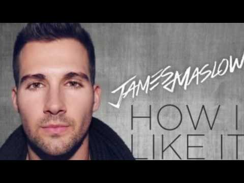 James Maslow - how I like it